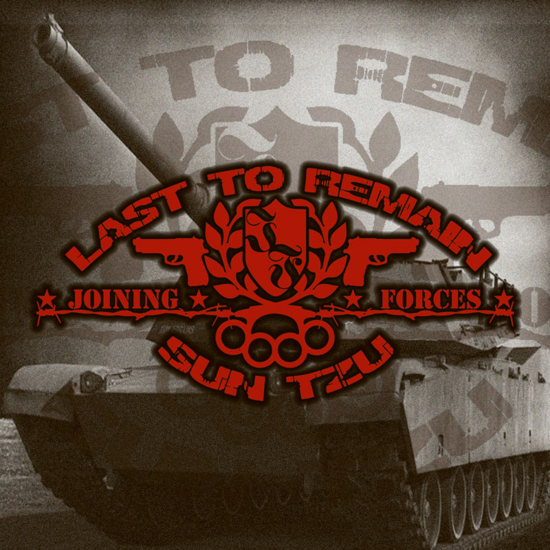Last To Remain - Sun Tzu - Joining Forces CD-Cover