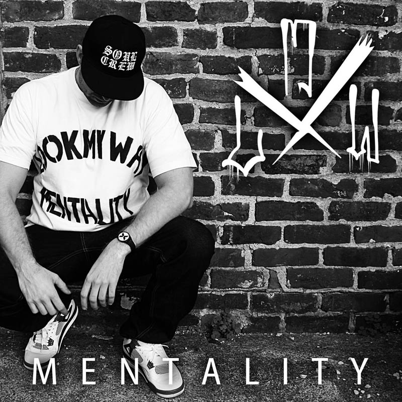 Look My Way - Mentality CD-Cover