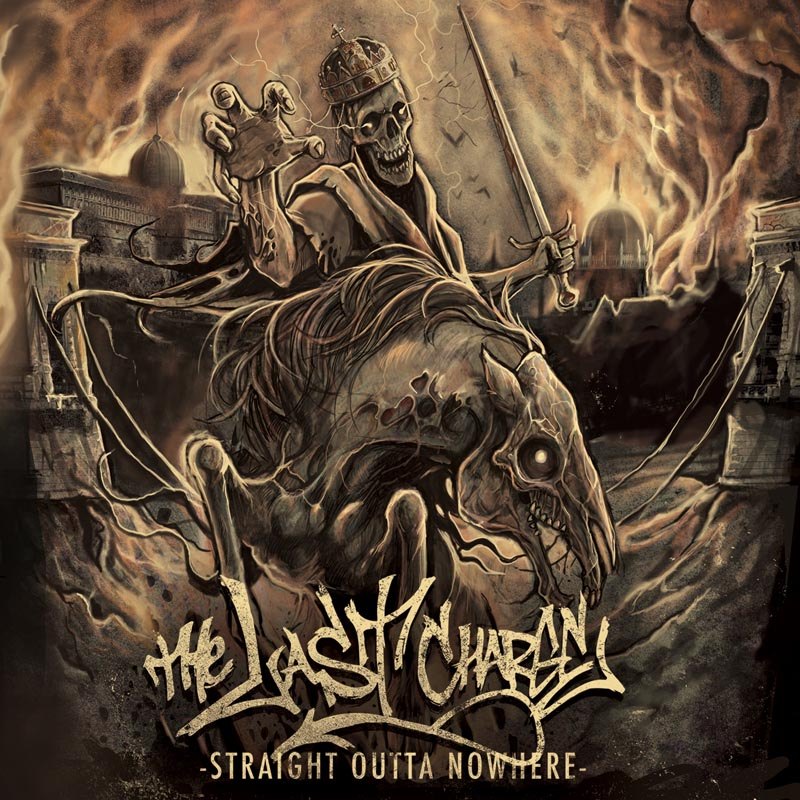 The Last Charge - Straight Outta Nowhere CD-Cover