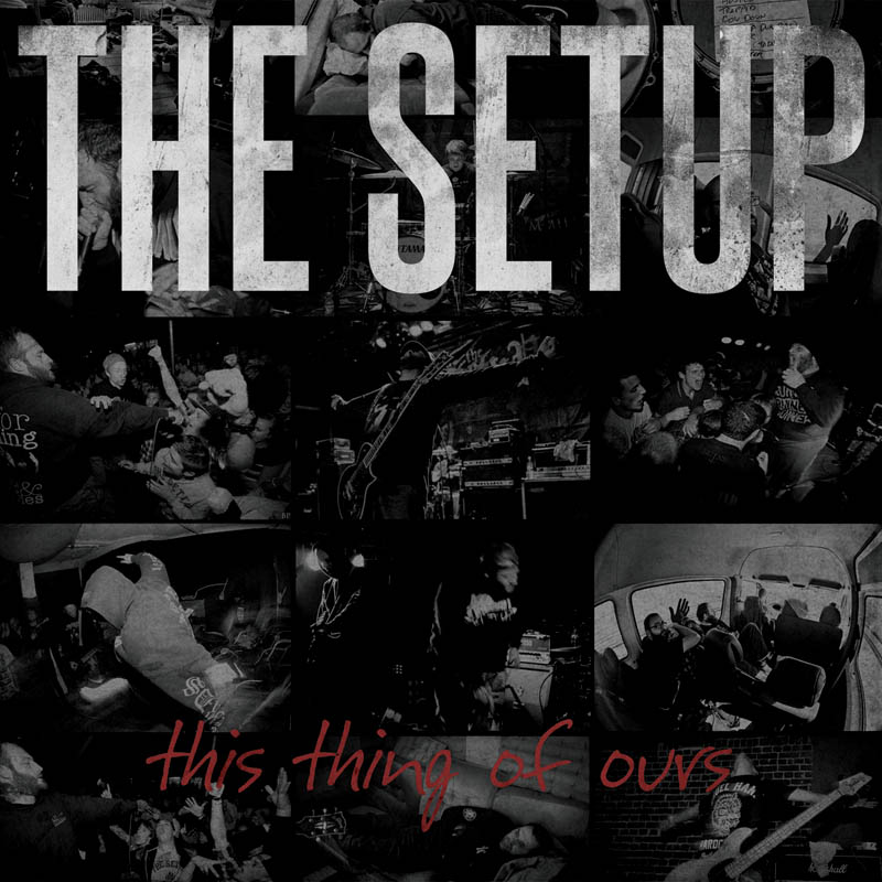 The Setup - This Thing Of Ours CD-Cover