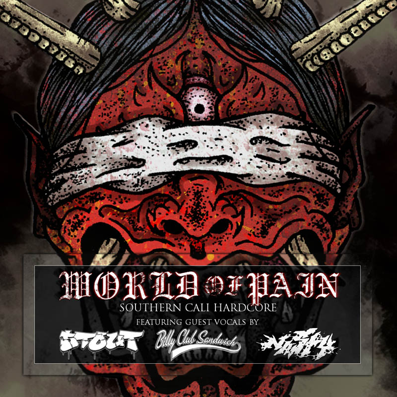World Of Pain - St CD-Cover